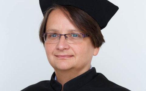 dr hab. Beata Kędzia-Klebeko, prof. US