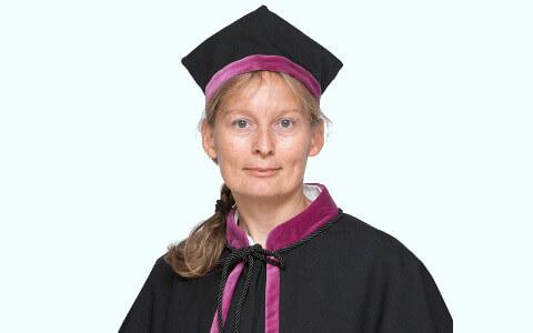 dr hab. Anna Cedro, prof. US