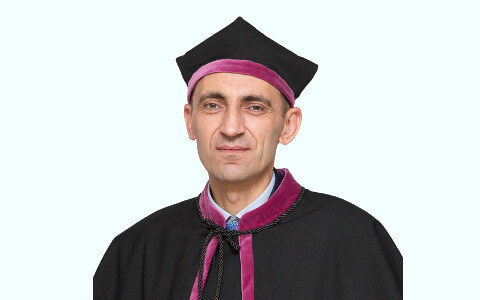 dr hab. Igor Kavetskyy, prof. US