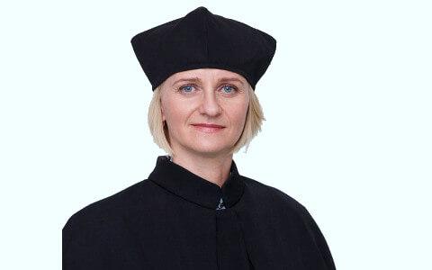 dr hab. Renata Urban, prof. US