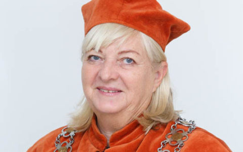 prof. dr hab. Ewa Komorowska