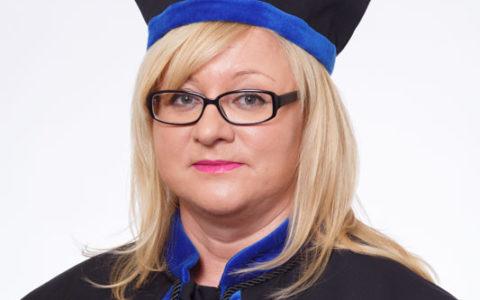 dr hab. Renata Podgórzańska, prof. US